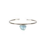 Bracelete Blue Light Gold|Coleção Ártemis