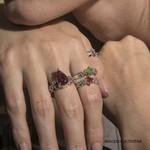 Anel Organic|colecão Ártemis