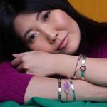 Bracelete Fatia de Melancia | Novidades