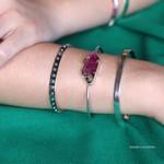 Bracelete Nuvem de Melancia | Novidades
