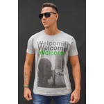 T-shirt Welcome