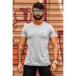 T-shirt Basic Rose Grey
