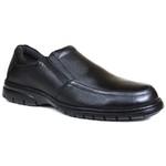 Sapato Social em Couro Preto 3040