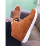 Sneaker Marrom