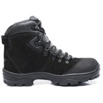 Bota Adventure Cano Alto Everest Preto