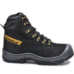 Bota Caterpillar Cannon - Preto