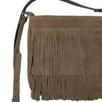 Bolsa Feminina em Couro M02 (Castor)
