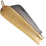 """Canivete Sol Dourado 7"""""""