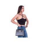 Bolsa Feminina Dubai Selten com Carteira Preta