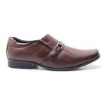 Sapato Social New Napa Amendoa