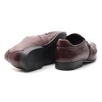 Sapato Social Torino Napa Camero Amendoa
