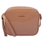 KIT BOLSA + SCARPIN FACTOR FASHION SALTO MEDIO- NUDE