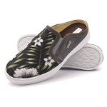 Mule Masculino Shoes Grand 165/3 Floral Hibisco