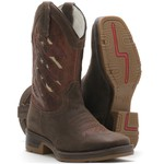 Workboot Patriot Vimar Boots 81294 Crazy Horse Café