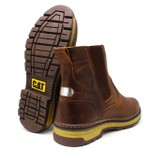 Bota Agriculture Masculino High Country 4455 Fossil Havana