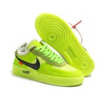 TENIS NIKE Air Force 1 Low Off-White Volt/VERDE