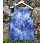 Camiseta Regata Ellus Mescla Azul