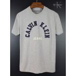 Camiseta Calvin Klein Cinza