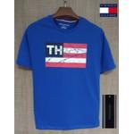 Camiseta Tommy Azul Americana