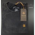 Camiseta JJ MESCLA Cinza Escuro