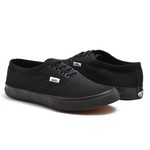 TENIS VANS AUTHENTIC PRETO C/ PRETO