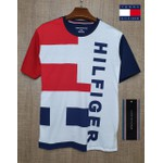Camiseta TOMMY TH TRICOLOR