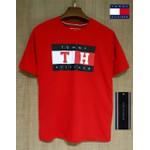 Camiseta TOMMY TH VERMELHO 2