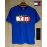 Camiseta TOMMY TH AZUL ROYAL 2