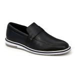 Loafer Esporte Fino Tchwm Shoes em Couro Nobre