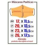 Máscara Poética Paulo Freire - Educação