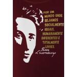 Babylook Rosa Luxemburgo Bordô