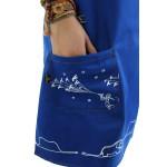 Avental Pequeno Príncipe Azul