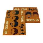 Quadrinho Beatles