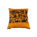 Capa de Almofada Ariano Suassuna Amarela