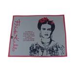 Jogo Americano Frida Kahlo Cru