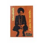 Quadrinho Nina Simone Liberdade