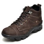 Bota Coturno Adventure Masculino Top Franca Shoes Cafe