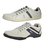 Kit 2 Pares Sapatênis Casual Top Franca Shoes Cinza