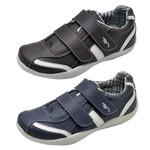 Kit 2 Pares Sapatênis Casual Infantil Top Franca Shoes Azul / Café