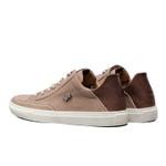 Tênis Sapatênis Lomen Sneakers Boaz Cinza Chocolate