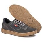 Tênis Sapatênis Casual Top Franca Shoes Grafite
