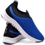Tênis Masculino Esporte Fit Snap Shoes Azul