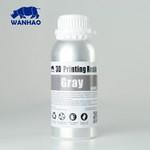 Resina Wanhao Fotopolimerizável para Impressora 3D com tecnologia DLP - Tipo 405Nm - Cinza