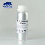 Resina Wanhao Fotopolimerizável para Impressora 3D com tecnologia DLP - Tipo 405Nm - 250ml Branco