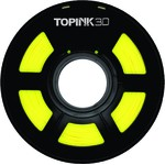 Filamento PLA Fotoluminescente 1.75mm 1Kg - Yellow