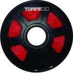 Filamento Flexivel - 1.75mm - 500grs - Vermelho