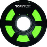 Filamento PLA Fosforescente 1.75mm 1Kg - Verde