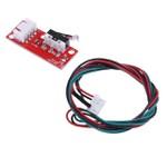 Kit 3 End Stop Chave Fim De Curso Micro Switch Impressora 3d