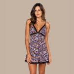Camisola Isis Floral Bic