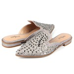 Mule Trivalle Shoes New Miami Creme